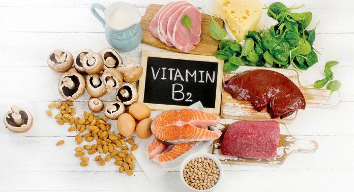 Vitamin-B2-Riboflavin-Energizer
