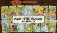 keyandobanner, the game of happiness, Glück, glücklich sein