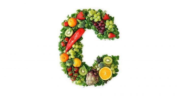 Vitamin-C-Ascorbinsäure-Antioxidans-Immunsystem-Entgiftung