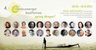 Lebensenergie-Konferenz, 28.10. bis 10.11.2017