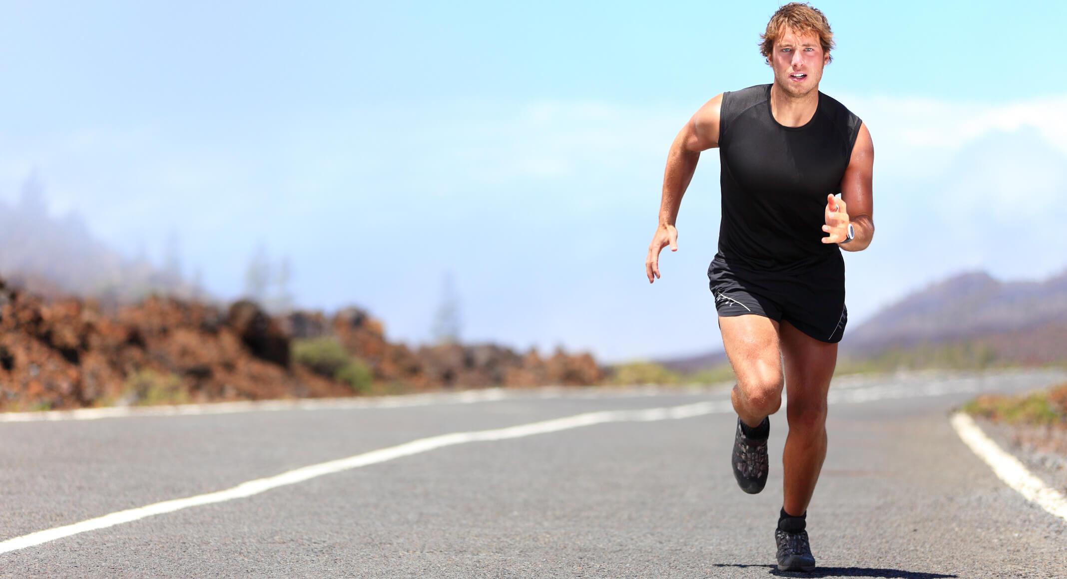 Sport verbessert die Darmflora, kurzkettige Fettsäuren durch Training